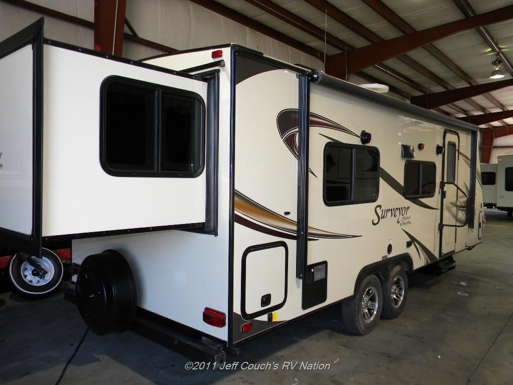 Low Height Travel Trailers