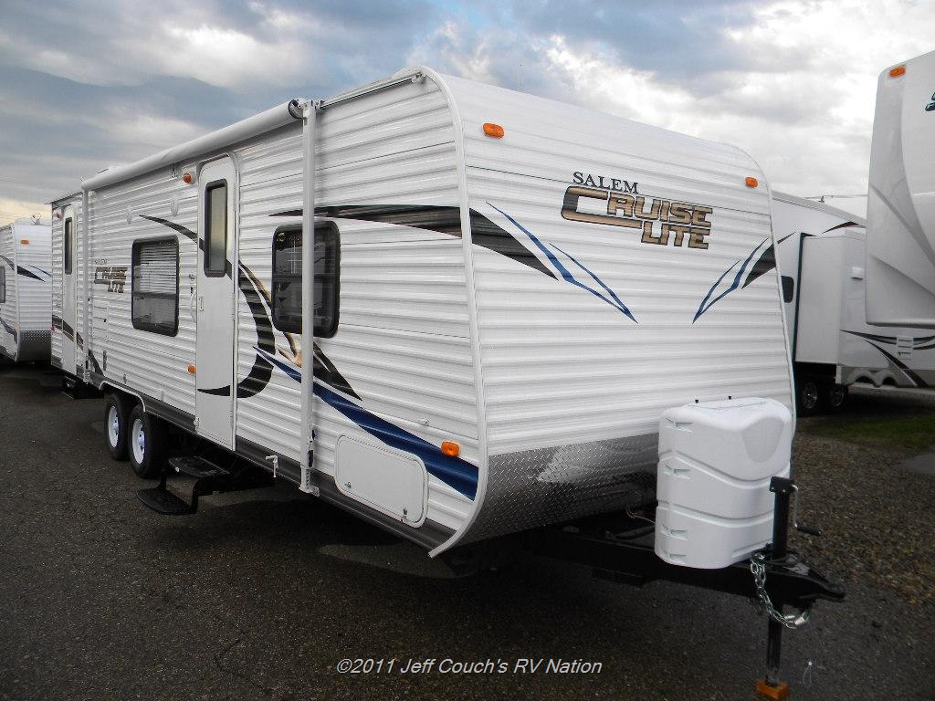 New Travel Trailer 2012 Forest River Salem Cruise Lite