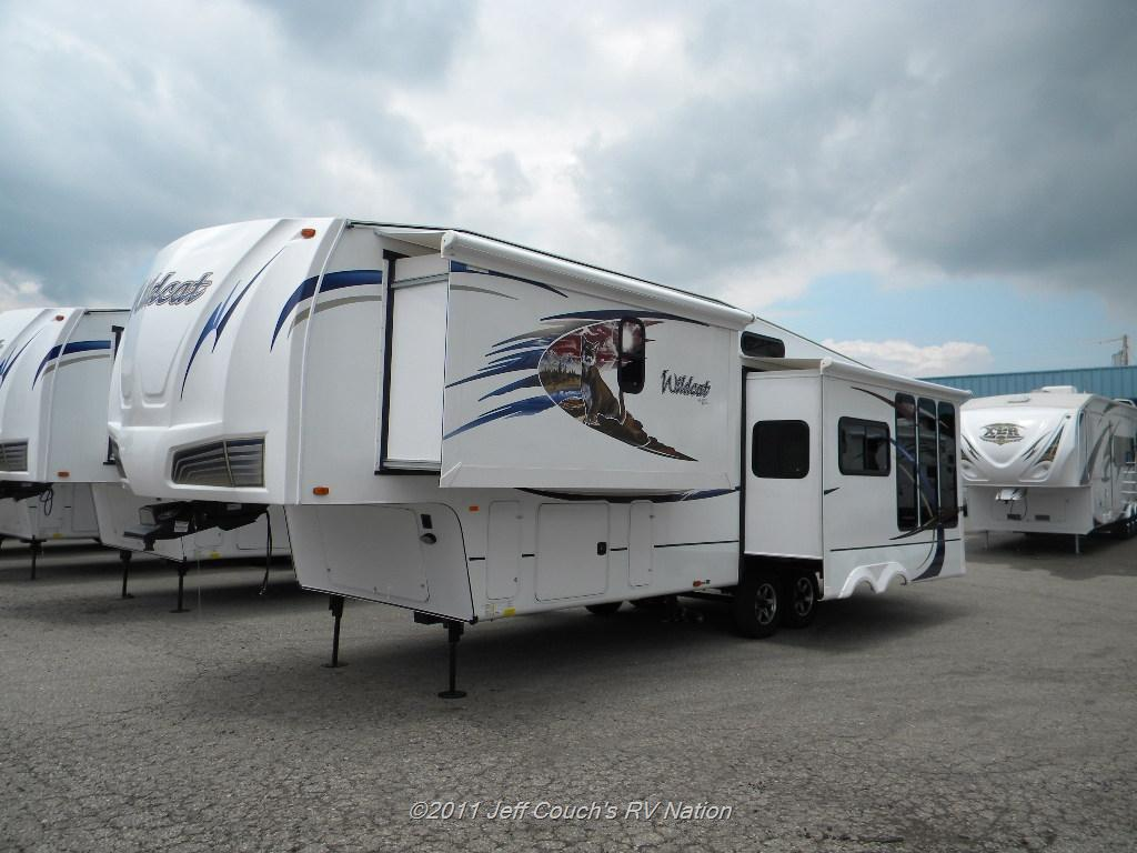 Wholesale Kitchen Cabinet Doors New Fifth Wheel 2012 Forest River Wildcat 322rk 5th