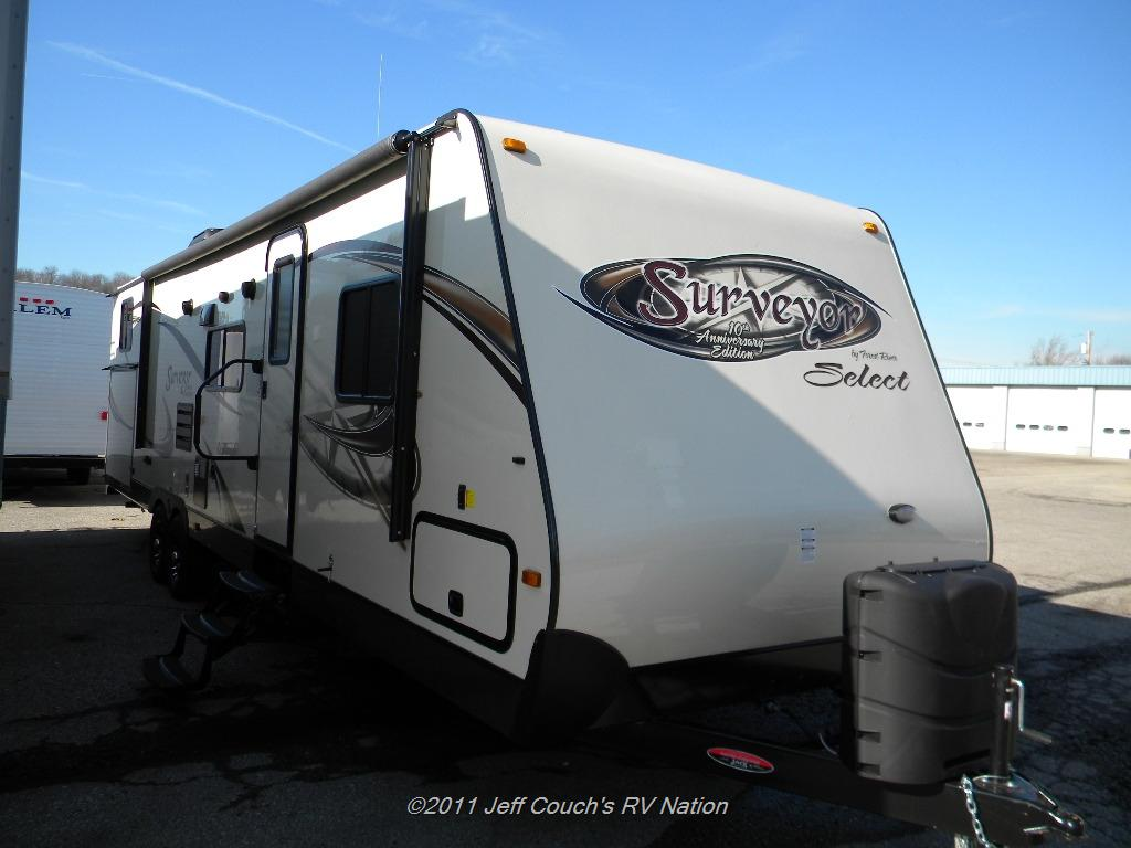 New Travel Trailer 2012 Forest River Surveyor Sv 305