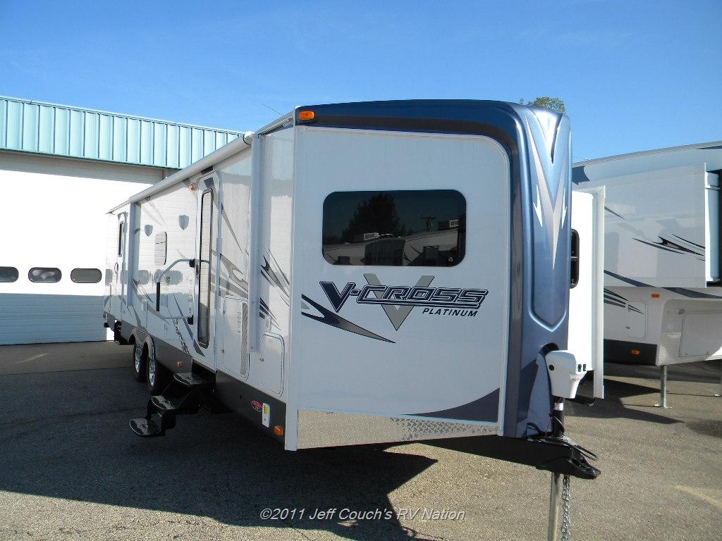 New Travel Trailer 2012 Forest River V Cross 33vfl V